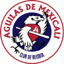 Aguilas de Mexicali Logo. Get this logo in Vector format from https://logovectors.net/aguilas-de-mexicali-3/