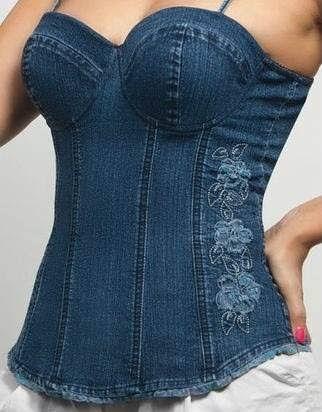 Resultado de imagen para corsets de moda