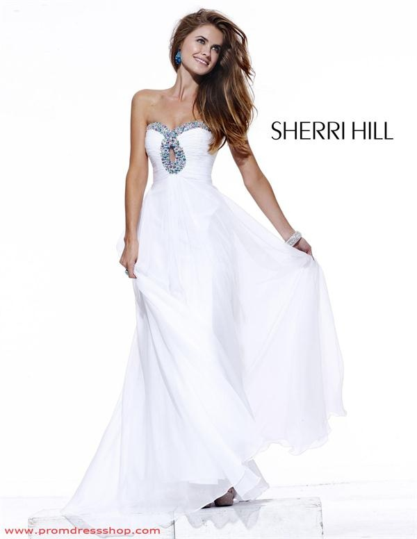 259 best 2013 Sherri Hill images on Pinterest | Formal dresses ...