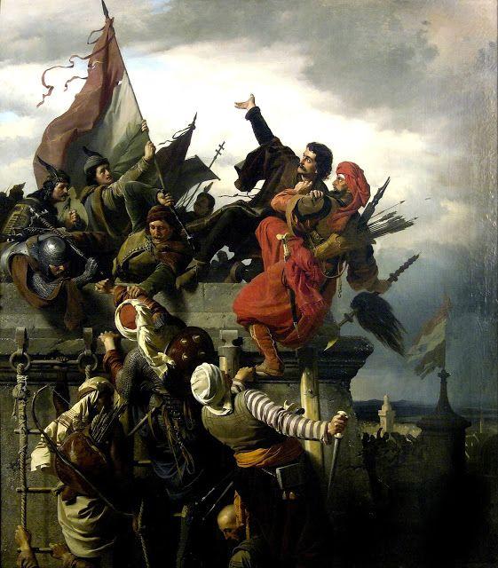 561 éve zajlott a nándorfehérvári csata - I Love Hungary