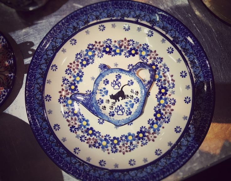 We Stock | Bunzlau Castle | Polish Ceramics | Tableware | In Store Display