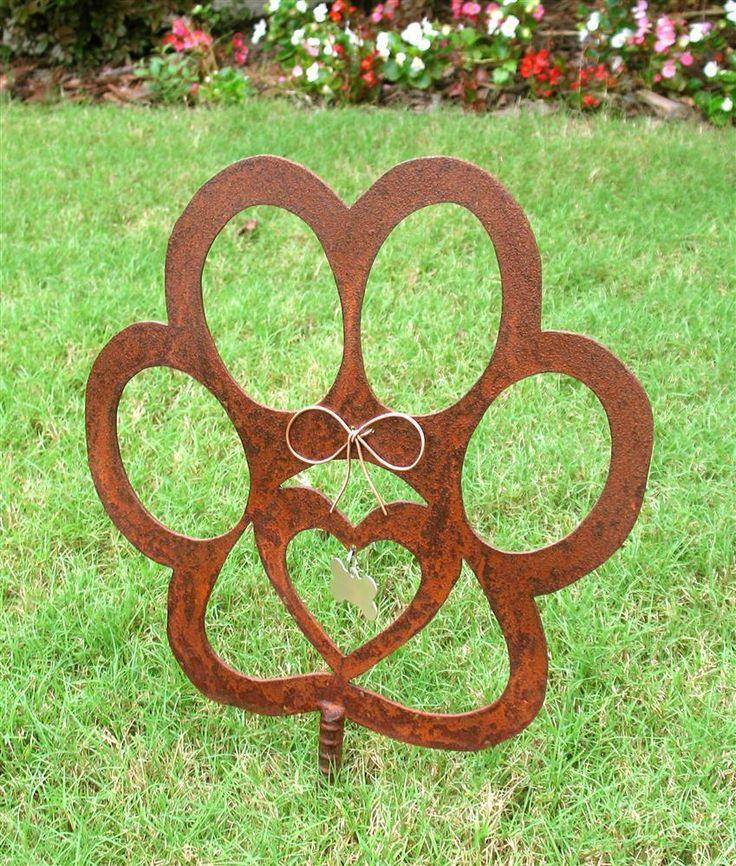 123 best Pet Memorial Metal Garden Stakes images on Pinterest ...