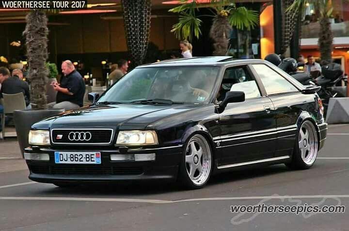 Audi S2 Quattro coupe