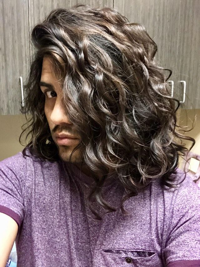 decruns (u/decruns) - Reddit / long curly hair for men / men