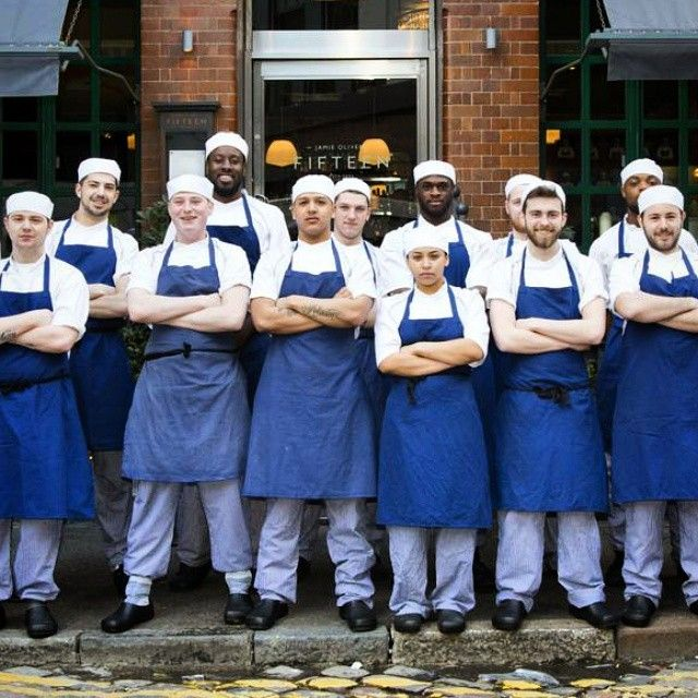 If you can, go! Jamie Oliver's Fifteen restaurant London | Jamie Oliver | Welcome to Fifteen