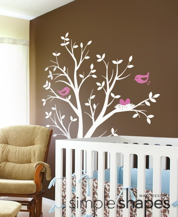72 best wall art images on Pinterest Tree wall decals Vinyl