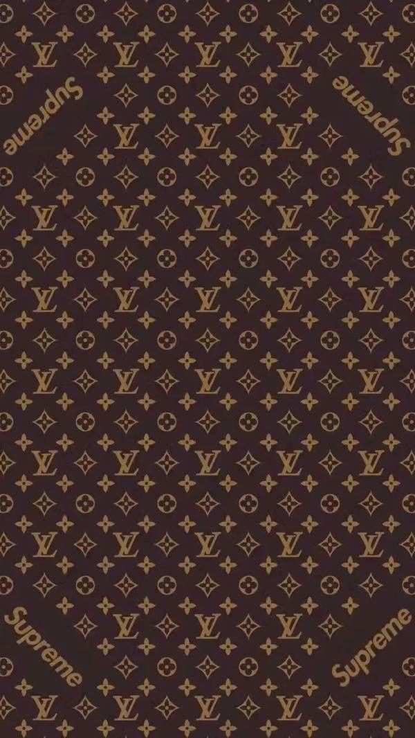 Louisvuitton X Supreme Hypebeast Wallpaper Supreme Wallpaper Hype Wallpaper