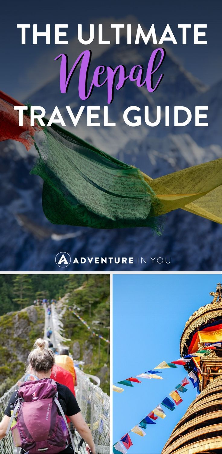 Nepal Travel | Looking for travel tips for Nepal? Check out our ultimate guide featuring the best things to do in Nepal, best treks to go on, and what to eat. #nepal
