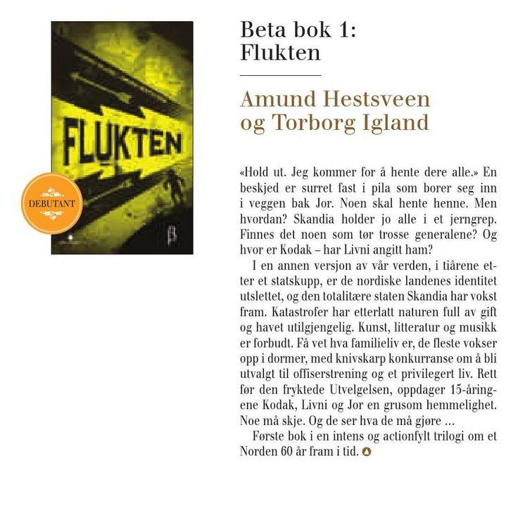 DEBUTANT! #ClippedOnIssuu from Gyldendals høstkatalog 2014