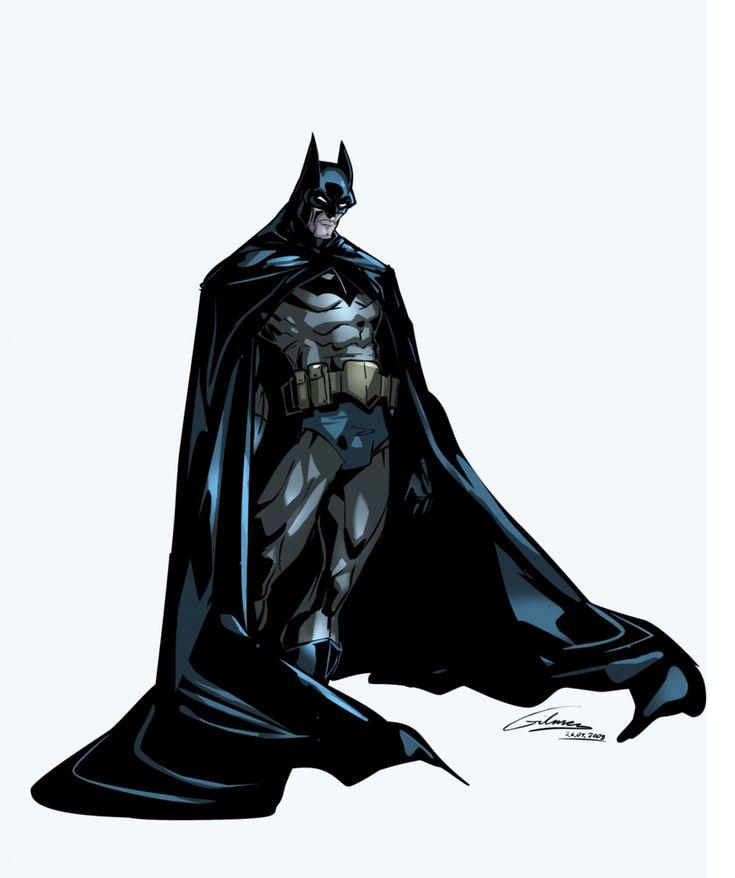 Famous Batman Cartoon HD Image Wallpaper Download « Anime