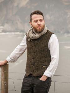Genuine Irish Tweed | Mens Tweed Vests | Womens Tweed Jackets | Handwoven Throws