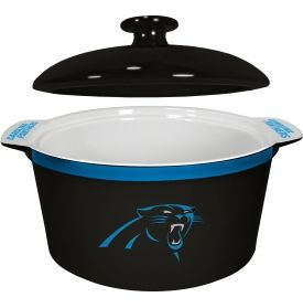 Boelter Carolina Panthers Game Time 2.4qt Oven Ceramic Bowl | DICK'S Sporting Goods