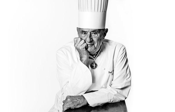 Chef Paul Bocuse.