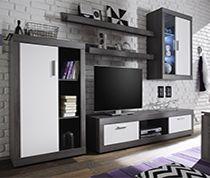 Les Meilleures Images Du Tableau Meublestv Sur Pinterest - Sofamobili meuble tv pour idees de deco de cuisine