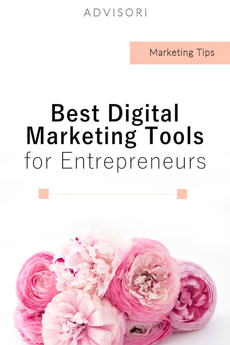 Digital Marketing Tools | Marketing Tips | Entrepreneur Marketing | Digital Marketing for Entrepreneurs