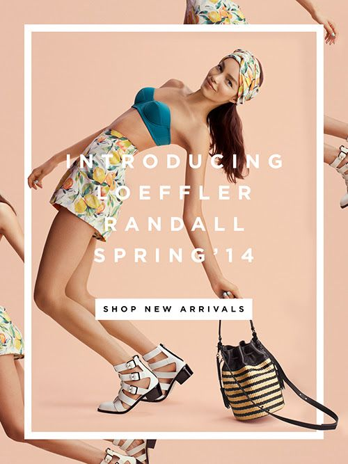 Shop New Arrivals For Spring | The Official Loeffler Randall Store