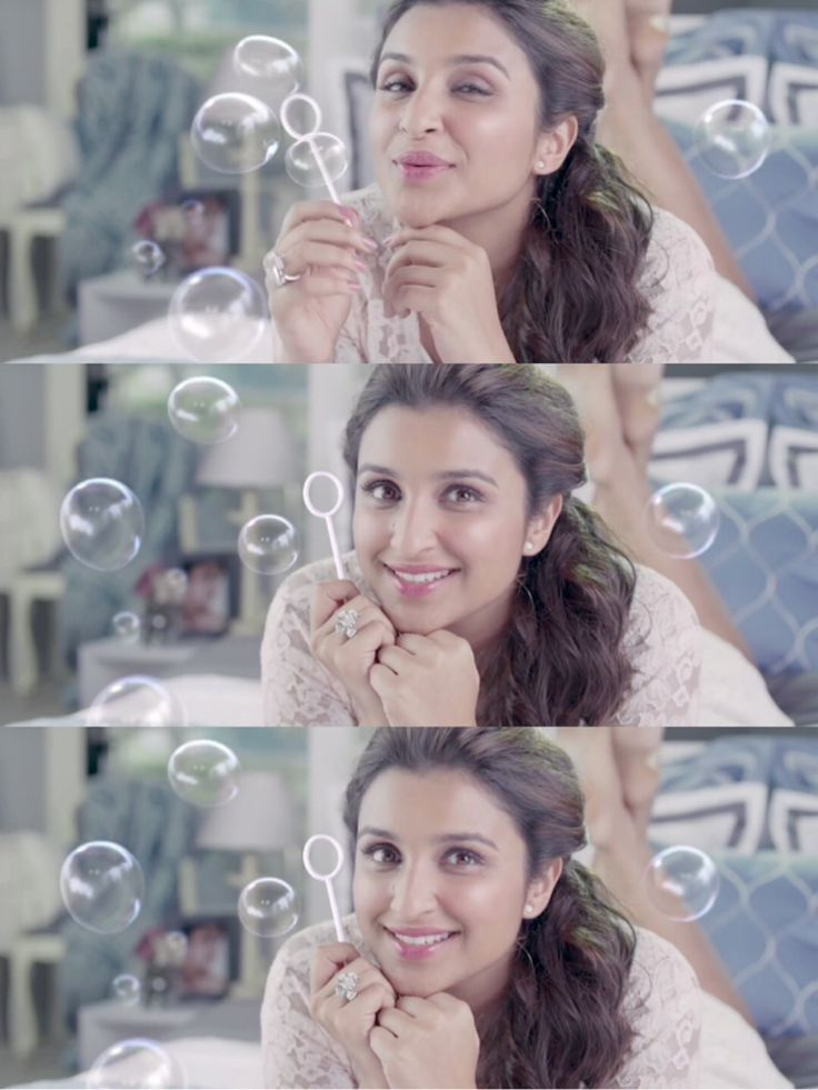 Parineeti Chopra for Bed & Bath collection commercial