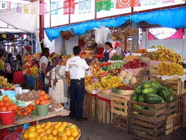 10 things to see and do on a visit to Oaxaca City: Markets
