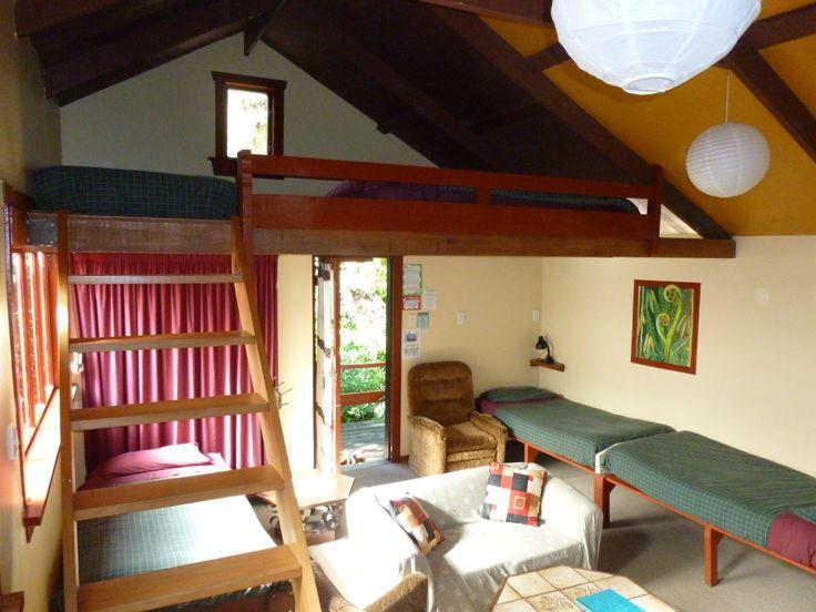 Weka Lodge. www.tenikauretreat.co.nz
