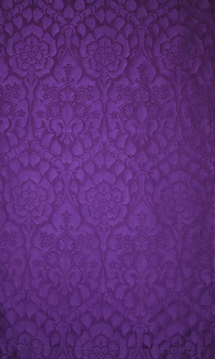 50 Best Images About Violet Liturgical Fabrics On