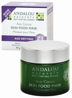 ANDALOU naturals Avo Cocoa Skin Food Mask - For Dry & Sensitive Skin $19.99 - from Well.ca