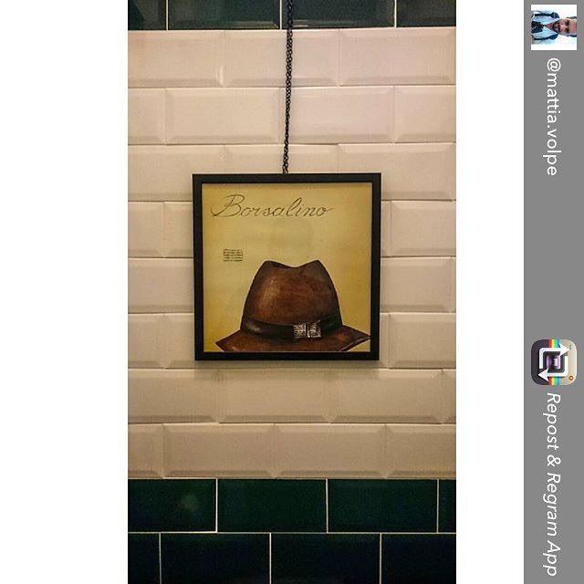 L'Ov Milano - Viale Premuda 14 www.lovmilano.com  #details @lovmilano  #lovmilano #instagood #instaplace #instafoodandplace #borsalino #vintage #interior #interiordesign #design #arredamento #arredo #cool #instacool #interiors #decoration #wall #quadro #picture #milano #milan #pranzo #cena #food #lunch #dinner #breakfast #colazione #foodlover #foodlovers  by @mattia.volpe by lovmilano