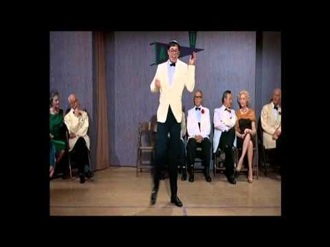 Original scene of Jerry Lewis dancing in The Nutty Professor. No over dubbed music. Enjoy :)