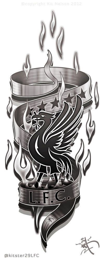 Image result for liverbird tattoo design