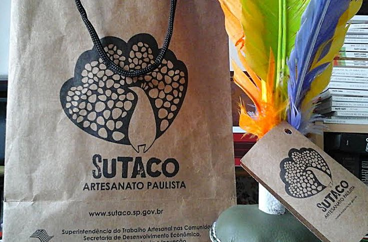 Last month, I visited a Sutaco shop in the building of Imprensa Oficial in Sao Paulo during my holidays in Brazil. It's definitely places to go if you think about treating someone with gifts from B...