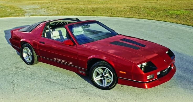 Out of the Darkness! - 1987 Chevrolet Camaro IROC-Z | Hemmings Motor News