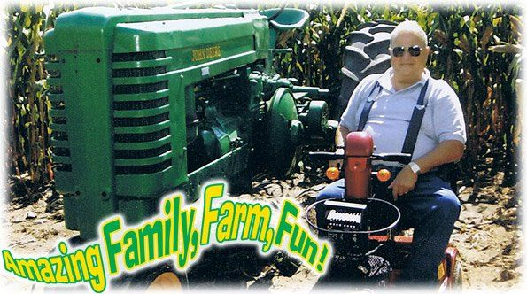 Family Fun Activities at Leaping Deere Legends