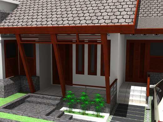 Inspirasi Teras Rumah Minimalis 2013 | Rumah Minimalis