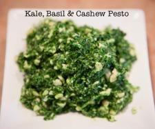 Kale, Basil & Cashew Pesto | Official Thermomix Recipe Community