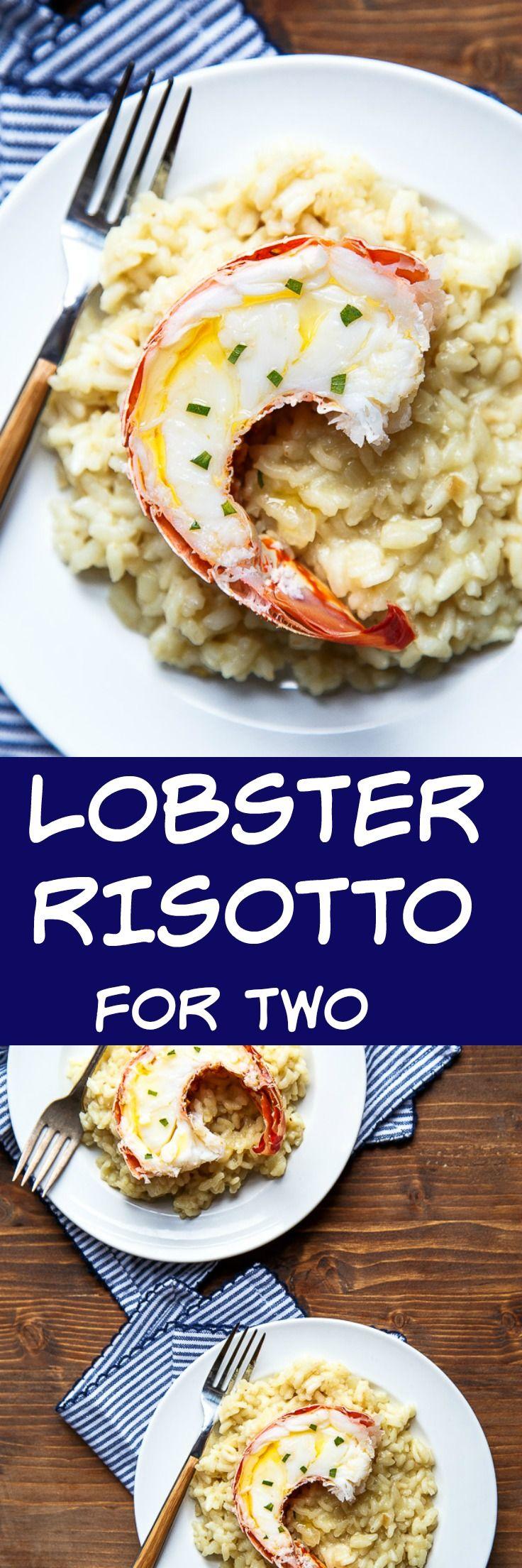 How To Make Lobster Risotto Recipe — Dishmaps