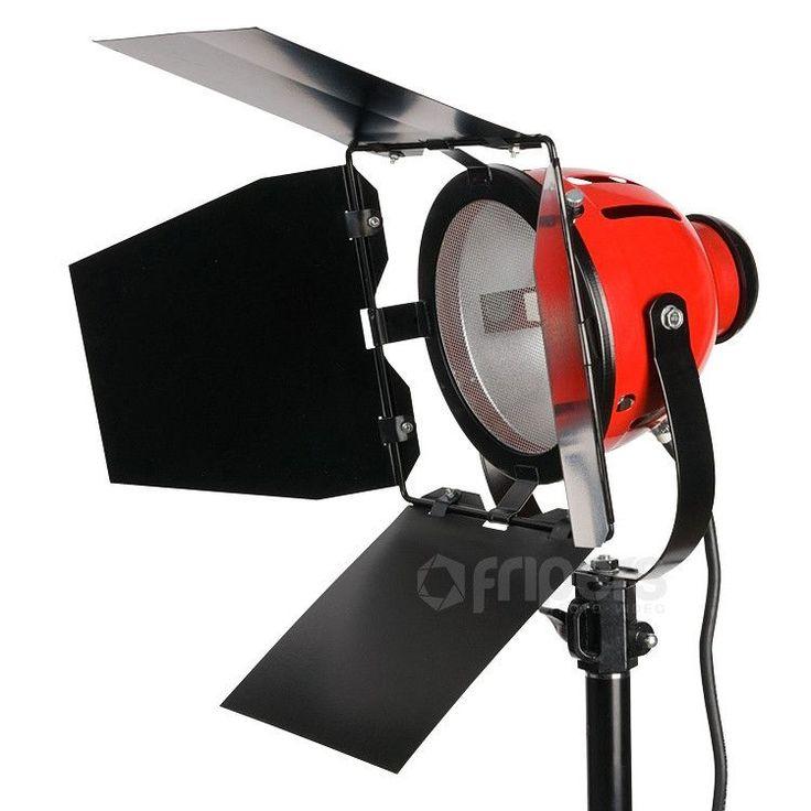 Осветитель галогеновый NiceFoto RDG800A с фокусировкой и регулировкой мощности до 800Вт