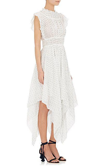 Jules Plissé Cotton Dress