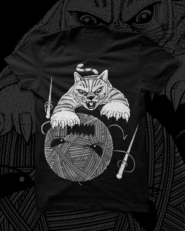 a design submission for threadless http://www.threadless.com/supercats/while-you-were-sleeping/