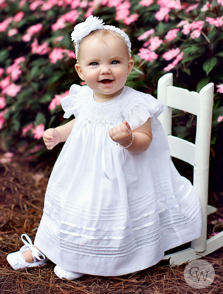 Christening Wardrobe - Bethany Christening Dress, $49.99 (http://www.christeningwardrobe.com/bethany-christening-dress/)