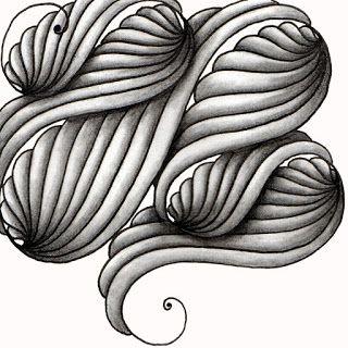 Ruffel Tangle Pattern                                                                                                                                                                                 More                                                                                                                                                                                 More