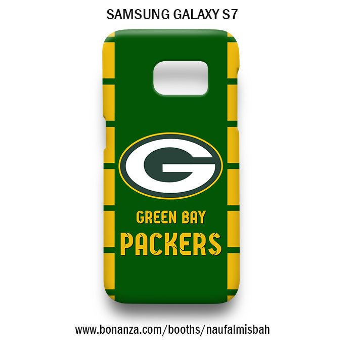 Green Bay Packers Samsung Galaxy S7 Case Cover Wrap Around