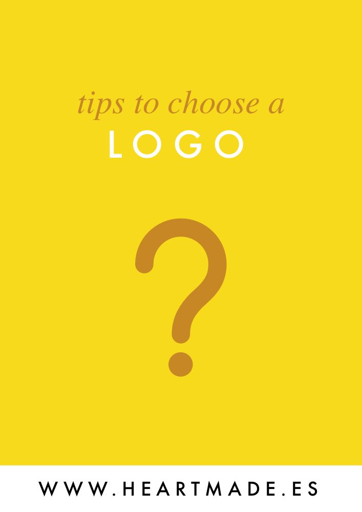 Everything you need to know to choose the best logo for your brand