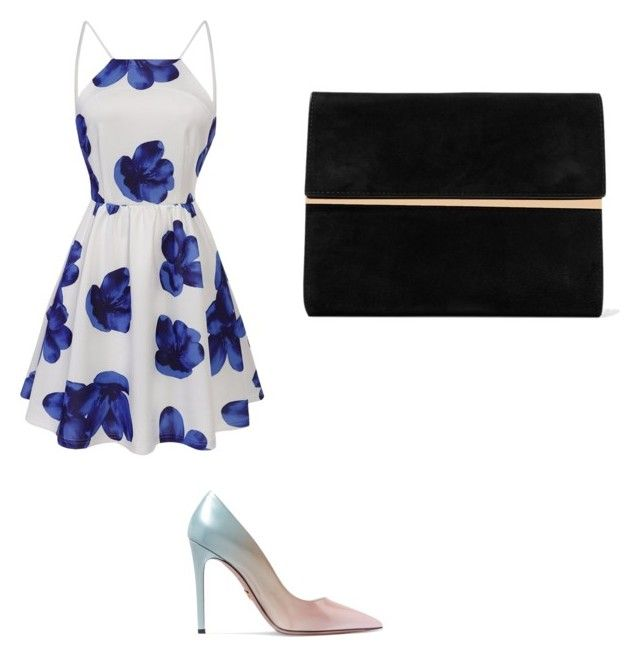 """""""Untitled #75"""" by anais-maria on Polyvore featuring Prada and Maison Margiela"""