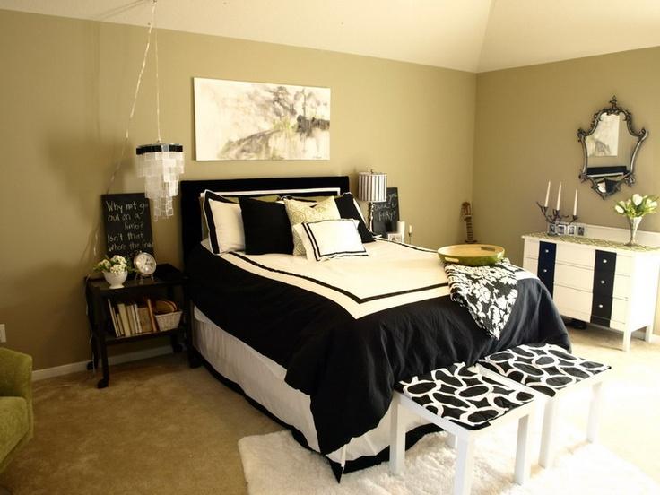 Black And White Master Bedroom Ideas | Makrillarna.Com