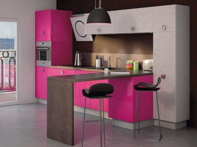 Кухонный моноблок