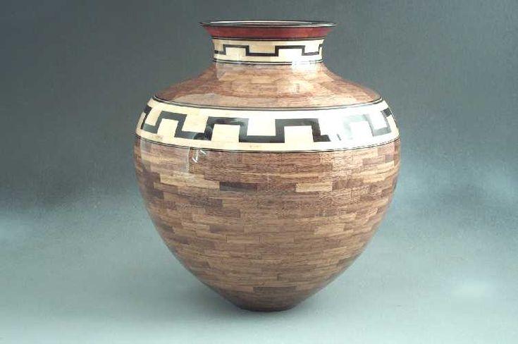 Mark Kauder's Segmented Bowls I Page