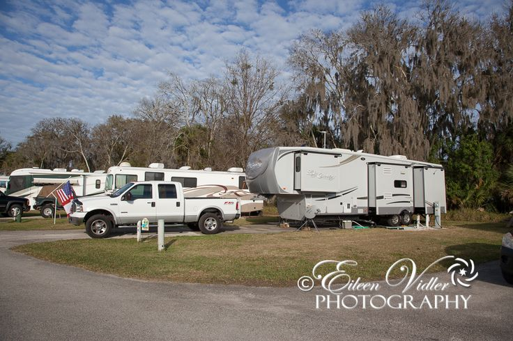 Seasons in the Sun RV Resort, Mims, Florida © Eileen Vidler Photography