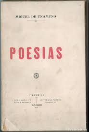 """Con"""" Poesías"""" Unamuno se vincula al panorama de la lírica española con voz propia, diferente, con unos poemas que son fruto de experiencias personales, religiosas y familiares que el poeta ha vivido. Su crisis religiosa, su conducta política, como expresión de la trágica dicotomía del pueblo español, su veta de ternura y emoción humana que va surgiendo silenciosa y continuamente del alma del poeta se expresan en la palabra"""" dolor"""" , tan llena de connotaciones a lo largo de su obra"""