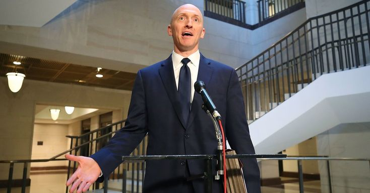 Carter Page, a former foreign policy adviser to the Trump campaign, told House investigators he met with Russian government officials during a July 2016 trip to Moscow. He has long denied doing so.