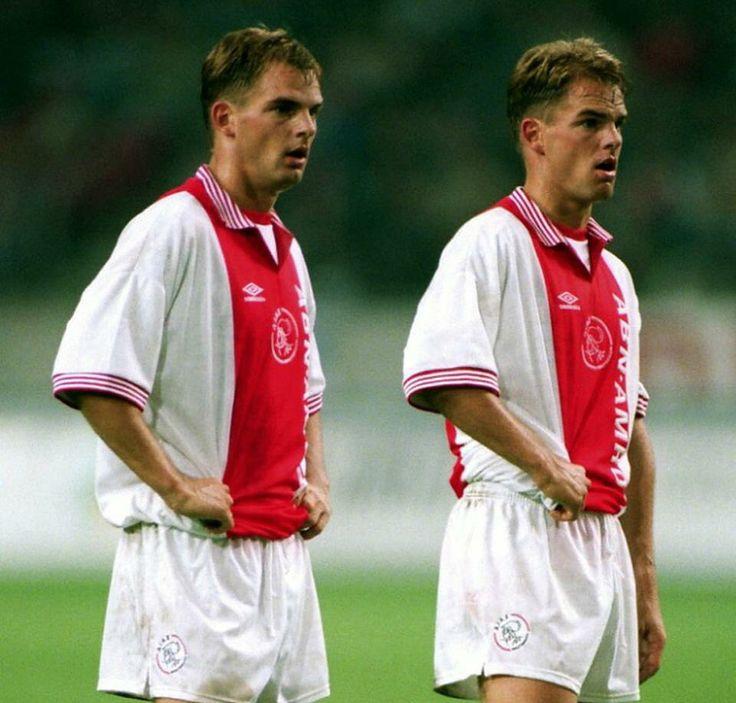 Frank en Ronald de Boer