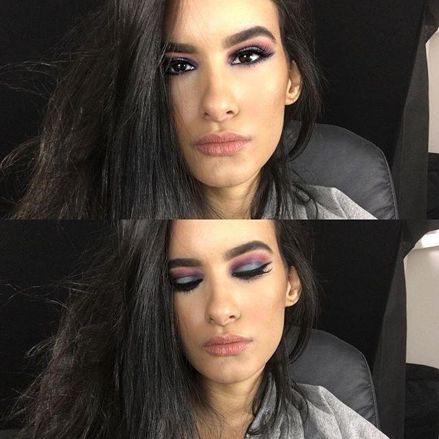 Look created using only the morphe 12P! 🎨 • • • • • #beautyvlogger #katvond #anastasiabeverlyhills #dipbrow #australis #MAC #highlight #beauty #maybelline #maccosmetics #giorgioarmani #luminoussilk #foundation #urbandecay  #makeupforever #mecca #thebalm #nyx #nyxaustralia #eyeshadow  #palette  #melbourne #australia #anastasiabrows #morphelove #morphebrushes #morphe12p